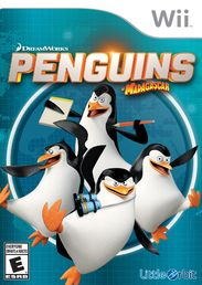 Penguins of Madagascar Wii
