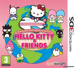 Hello Kitty and Friends Around The World 3DS