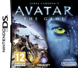James Cameron´s Avatar: The Game DS