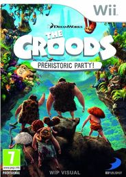 The Croods: Prehistoric Party Wii