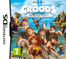 The Croods: Prehistoric Party Nintendo DS