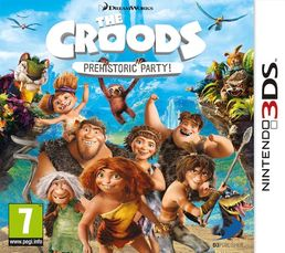 The Croods: Prehistoric Party 3DS