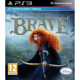 Brave the Videogame PS3
