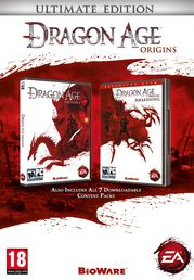 Dragon Age: Origins Ultimate Edition PS3