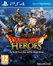 Dragon Quest Heroes: The World Tree's Woe and The Blight Below PS4