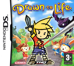 Drawn to Life Nintendo DS