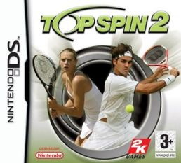 Top Spin 2 Nintendo DS