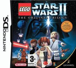 LEGO Star Wars 2: The Original Trilogy Nintendo DS