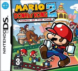 Mario vs. Donkey Kong 2: March of the Minis Nintendo DS