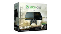 Xbox One konsoli + Advanced Warfare Bundle
