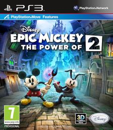 Epic Mickey 2: The Power of Two PS3