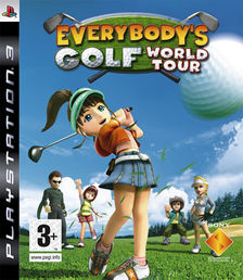 Everybody`s Golf World Tour PS3