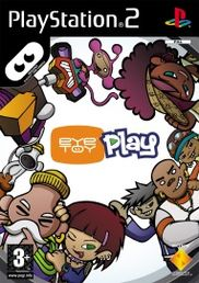 Eye Toy Play PS2