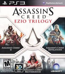 Assassins Creed Ezio Trilogy PS3