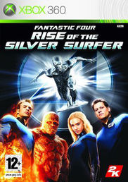 Fantastic Four: Rise of the Silver Surfer Xbox 360