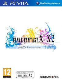Final Fantasy X & X-2 HD Remaster PS Vita