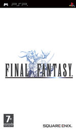 Final Fantasy I Essentials PSP