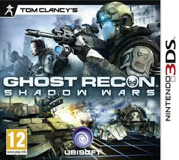 Tom Clancy´s Ghost Recon: Shadow Wars 3DS