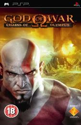 God of War: Chains of Olympus Platinum PSP