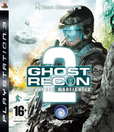 Ghost Recon: Advanced Warfighter 2 Essentials PS3
