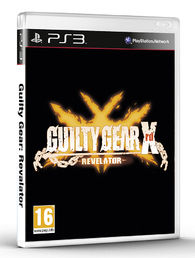 Guilty Gear XRD - Revelator PS3