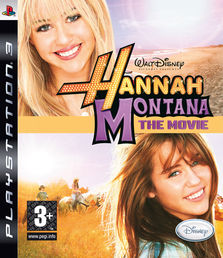 Hannah Montana: The Movie PS3