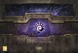 Starcraft 2: Heart of the Swarm Collectors Edition PC