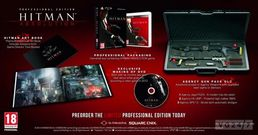 Hitman: Absolution Professional Edition PS3
