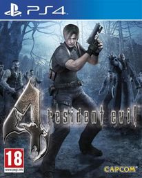 Resident Evil 4 HD PS4 (US Import)