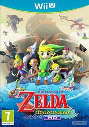The Legend of Zelda: The Wind Waker HD Classics Wii U
