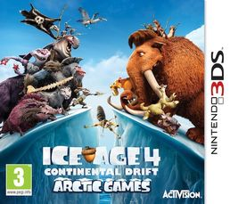 Ice Age 4: Continental Drift 3DS