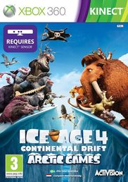 Ice Age 4: Continental Drift Xbox 360