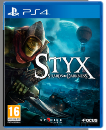 Styx: Shards of Darkness PS4