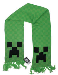 Minecraft Creeper -huivi