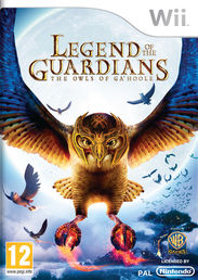 Legend of Guardians: The Owls of Ga'Hoole Wii