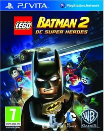 Lego Batman 2: DC Superheroes PS Vita