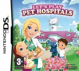 Let's Play Pet Hospitals DS (käytetty)