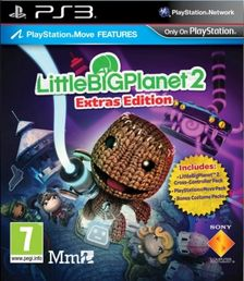 LittleBigPlanet 2: Extras Edition PS3