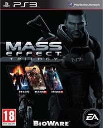 Mass Effect Trilogy PS3
