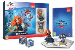 Disney Infinity Toy Box Combo pack PS3