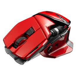 Mad Catz Office R.A.T Red