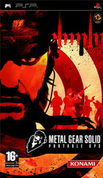 Metal Gear Solid: Portable Ops Essentials PSP