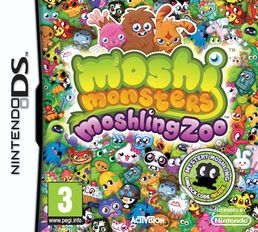 Moshi Monsters: Moshling Zoo DS