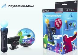 Playstation Move starttipaketti (Motion Controller + Eye Camera) PS3