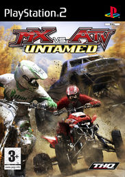 MX vs. ATV Untamed PS2
