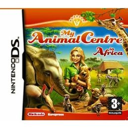 My Animal Centre in Africa Nintendo DS