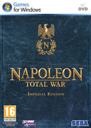 Napoleon: Total War Imperial Edition PC