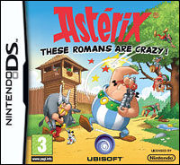 Asterix: These Romans Are Crazy! Nintendo DS