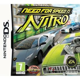 Need for Speed: Nitro Nintendo DS