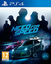 Need for Speed 2015 PS4
